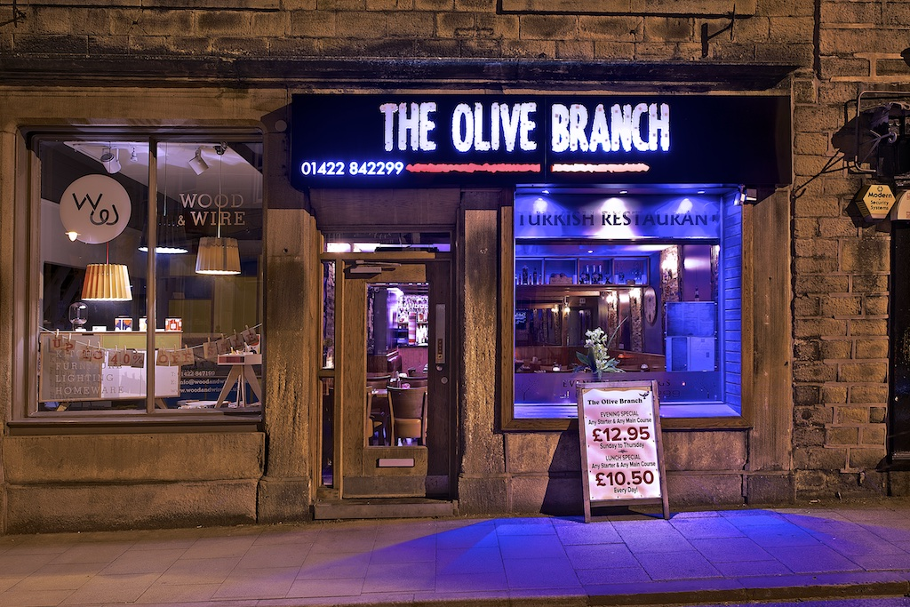 Hebden Bridge - Olive Branch Hebden