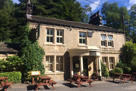 Hebden Bridge - The Hinchliffe Country Pub & Restaurant
