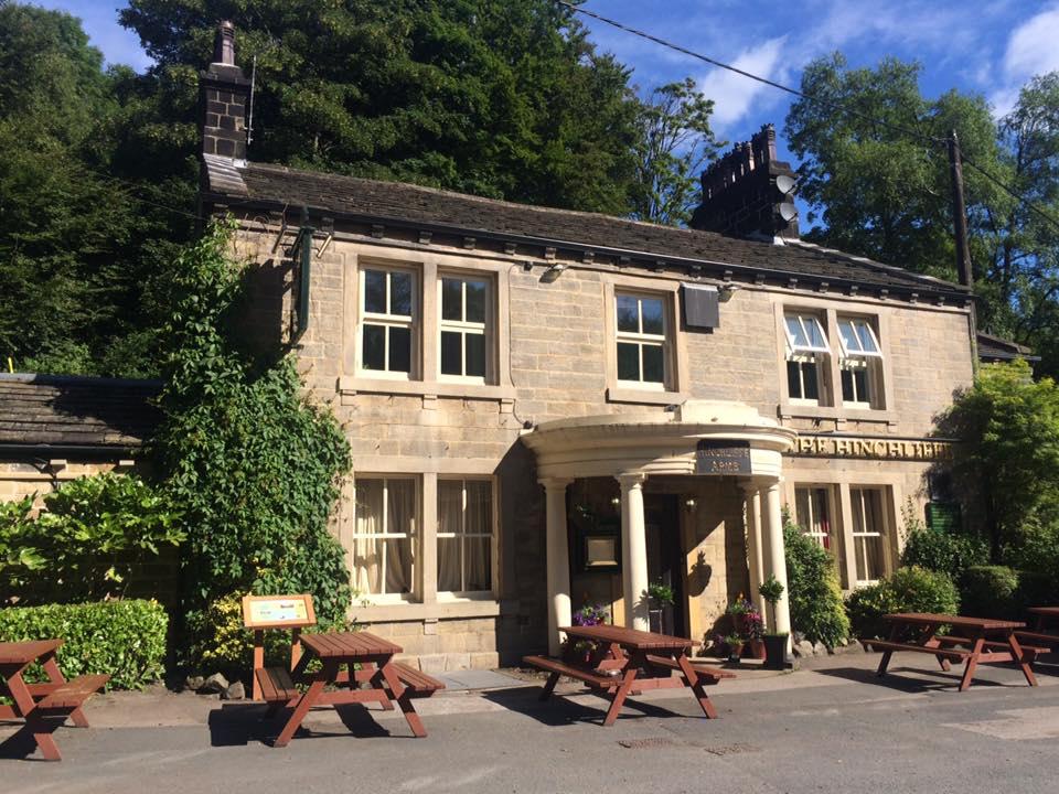 Hebden Bridge - The Hinchliffe Country Pub & Restaurant